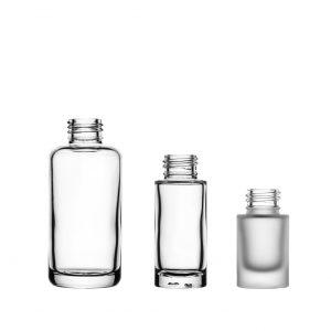 Esobea soluzioni packaging personalizzato flaconi in vetro